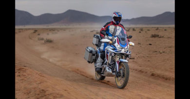 Honda AMA National Adventure Riding Series