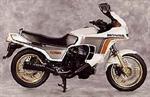 1982 Honda CX500TC Turbo