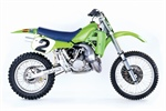 1985 KX250 MX Racer