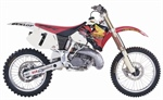 The King's 1995 CR250