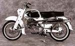 1962 Honda Dream Sport