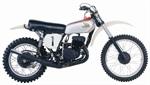 1973 Honda RC250 Works Bike