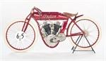 1912 Indian Eight-Valve Racer