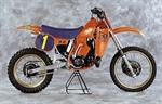 David Bailey's 1984 Honda RC500