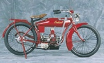 1917 Indian Model O