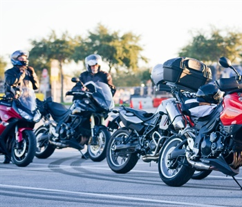 Six Types of Motorcycles for New Riders