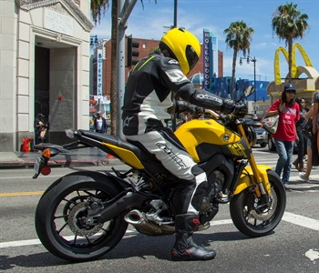 Getting Started in Street Bike Riding