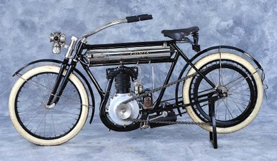 1909 Royal Pioneer Ama Motorcycle Hall Of Fame