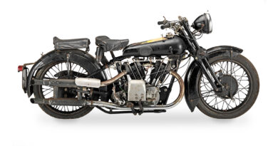 1927 Brough Superior Overhead 680
