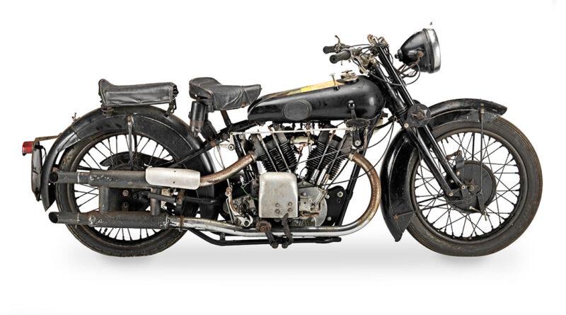 1927 Brough Superior Overhead 680