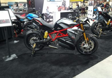 The AMA is at the Progressive International Motorcycle Show in Long Beach