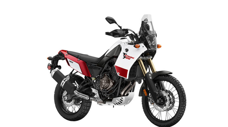 Yamaha announces price and color information for 2021 Ténéré 700