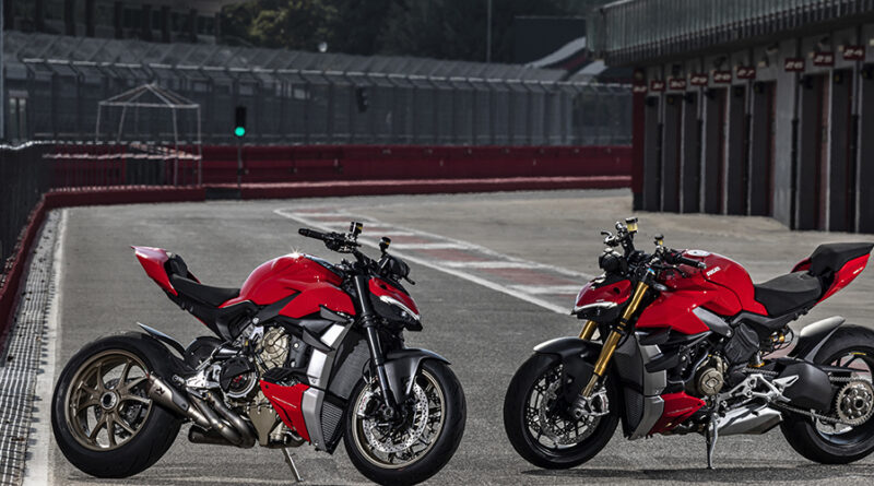 Ducati Streetfighter V4 S to be unveiled at Long Beach International Motorcycle Show