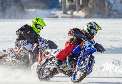 American Motorcyclist Association Ice Race Grand Championships schedule announced