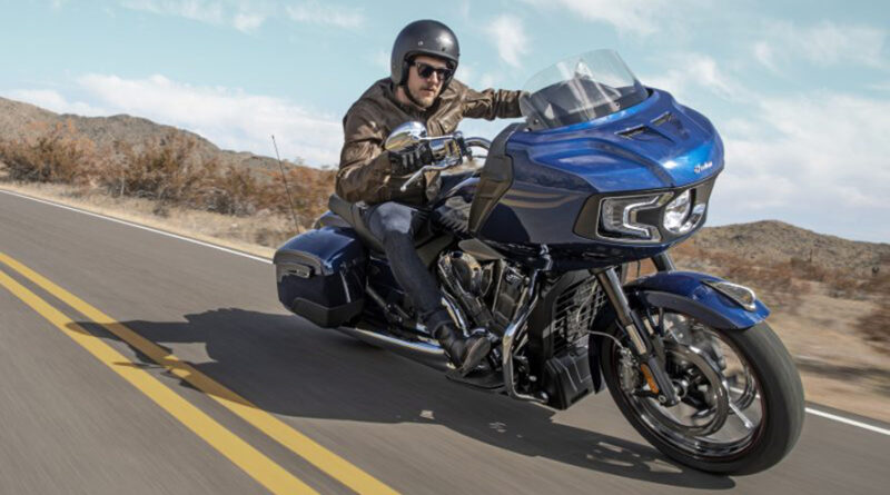 Indian Motorcycle unveils 2020 Challenger bagger