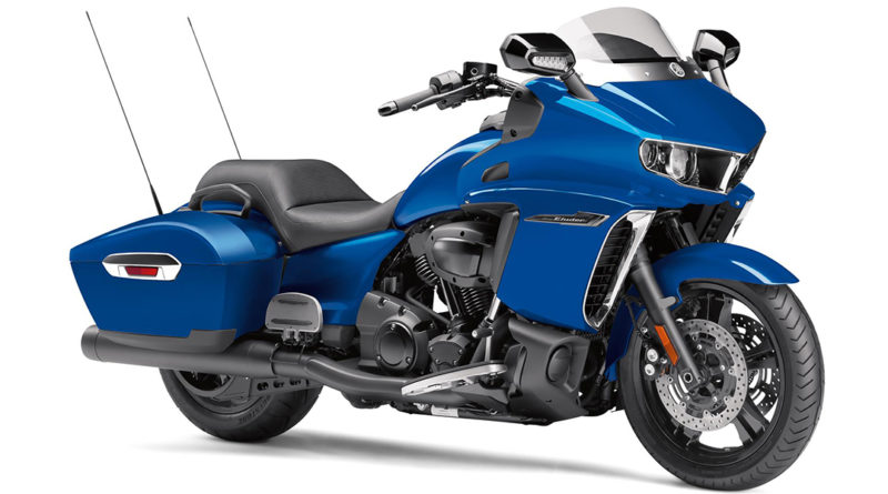 Renew your membership for a chance to win a 2019 Yamaha Star Eluder