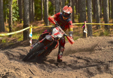 Russell to make 2020 last year as full-time GNCC competitor