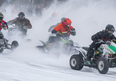 2020 AMA ATV Ice Race Grand Championship takes place Feb. 16