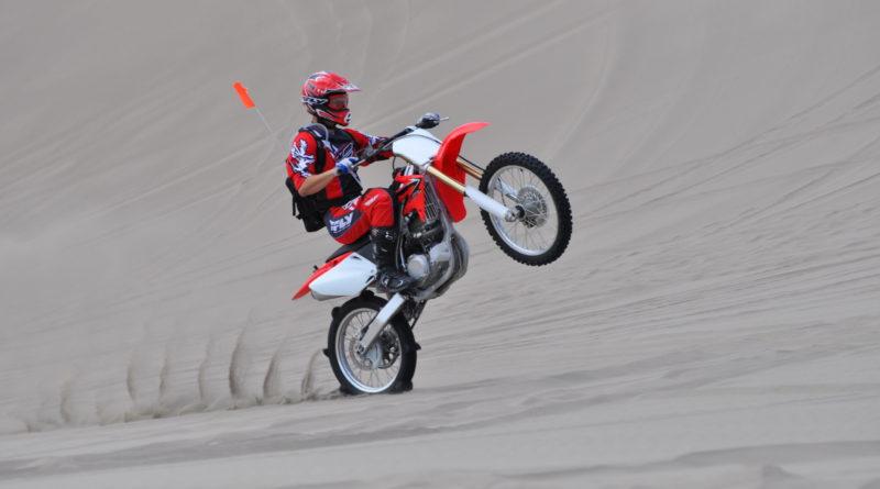 Ride the dunes in Idaho