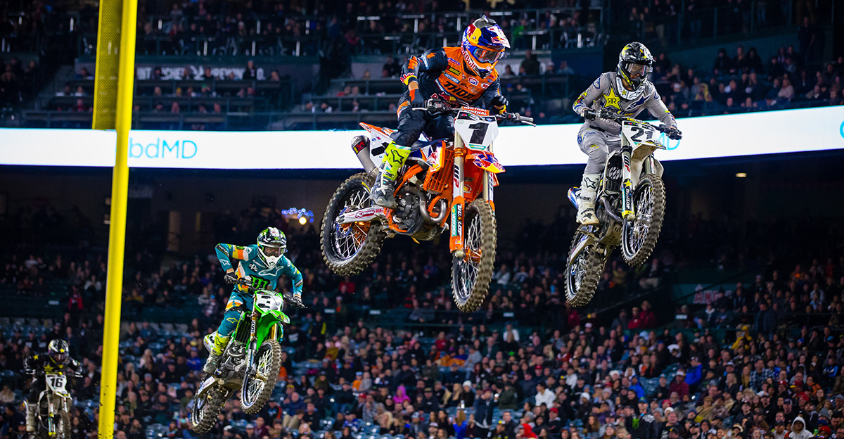 Give AMA Supercross live timing a try while watching Round 4 on ...
