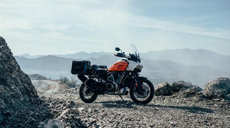 Harley-Davidson unveils all-new adventure-tourer