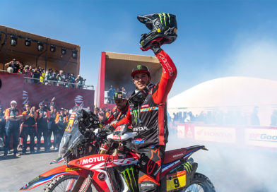 AMA congratulates Ricky Brabec on becoming first American to win Dakar Rally