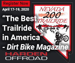 Nevada 200 Trailride