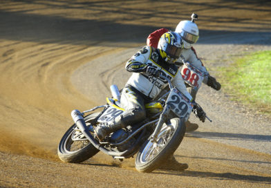 AMA Vintage Flat Track National Championship Series announces 13-round schedule