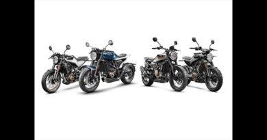 Husqvarna Motorcycles' 2020 Vitpilen and Svartpilen range available now