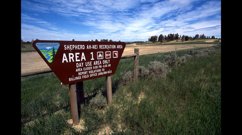 Ride off-road at Montana's Shepherd Ah Nei Recreation Area
