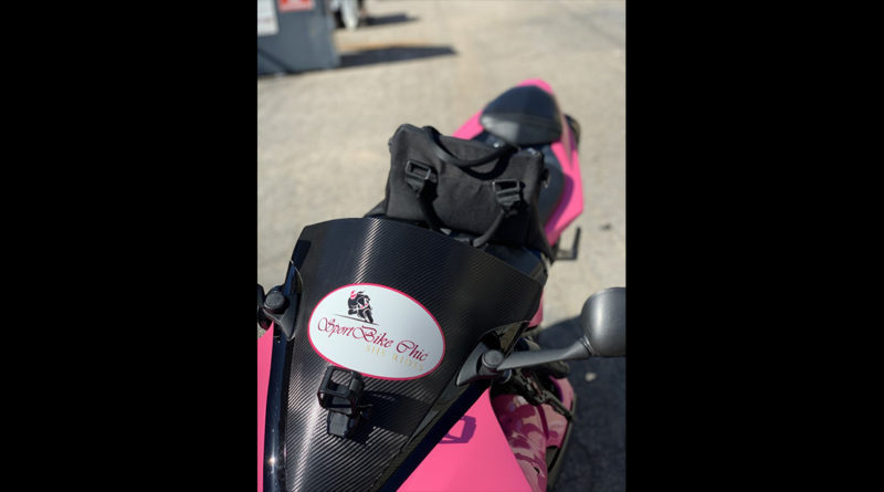 Woman veteran-owned SportBike Chic launches motorcycle apparel line for female riders