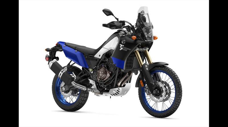 2021 Yamaha Ténéré 700 available summer 2020