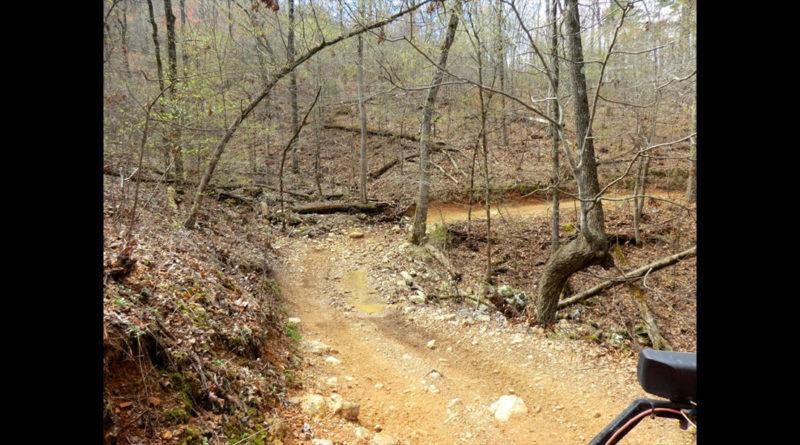 Wolf Pen Gap trails in Arkansas open March 6