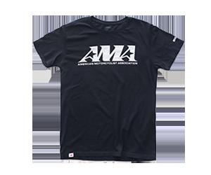 AMA Black T-shirt