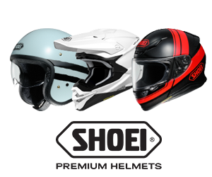 Join or renew for a chance to win a SHOEI helmet of your choice!