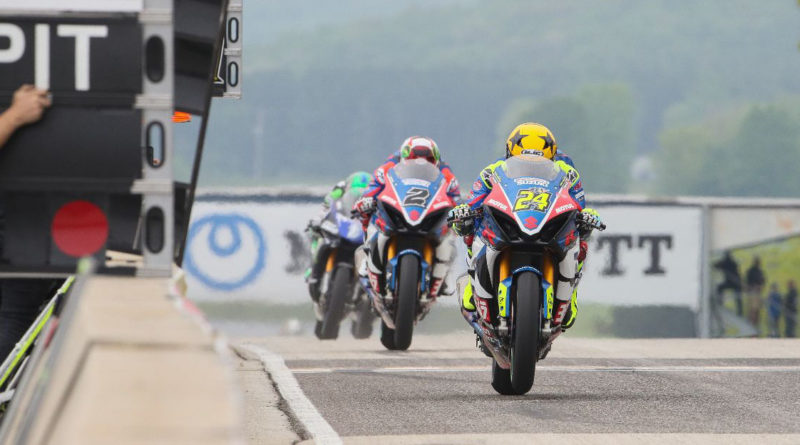 MotoAmerica season to begin May 29-31 at Road America