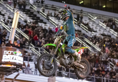 New dad Eli Tomac ready to race again