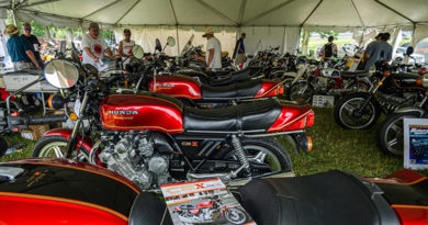 2020 AMA Vintage Motorcycle Days Postponed, New Date To Be Determined