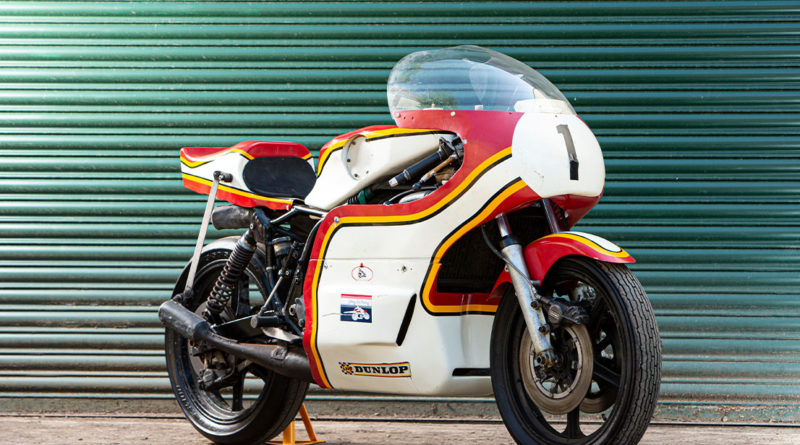 AMA Motorcycle Hall of Famer-related bikes up for auction