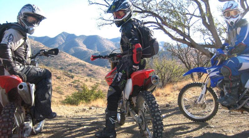 Ride Cinder Hills in Arizona