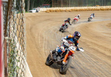 AMA National No. 1 plates awarded at Flat Track Grand Championship