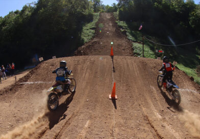 O'Neil King of the Hill at AMA Hillclimb Grand Championship