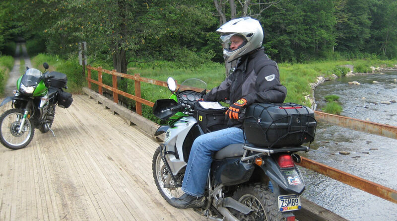 Pennsylvania's Allegheny National Forest offers year-round riding