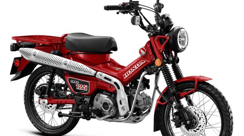 Honda offering the Honda Trail 125 for 2021