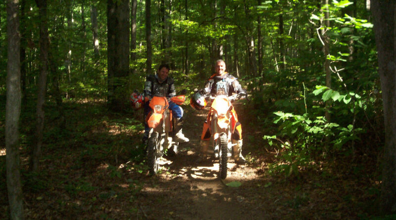 Kentucky's Turkey Bay OHV area offers challenging rides