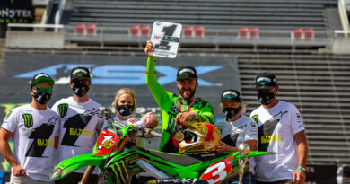 2021 professional Supercross and Motocross numbers announced