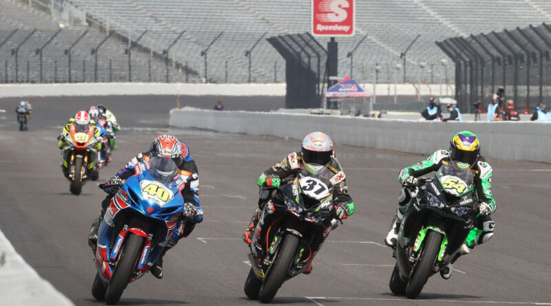 Escalante takes Supersport title at Indianapolis Motor Speedway