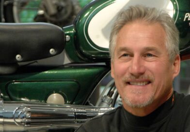 AMA Motorcycle Hall of Famer Carl Cranke passes