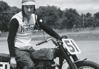 AMA Motorcycle Hall of Famer Bill Tuman passes