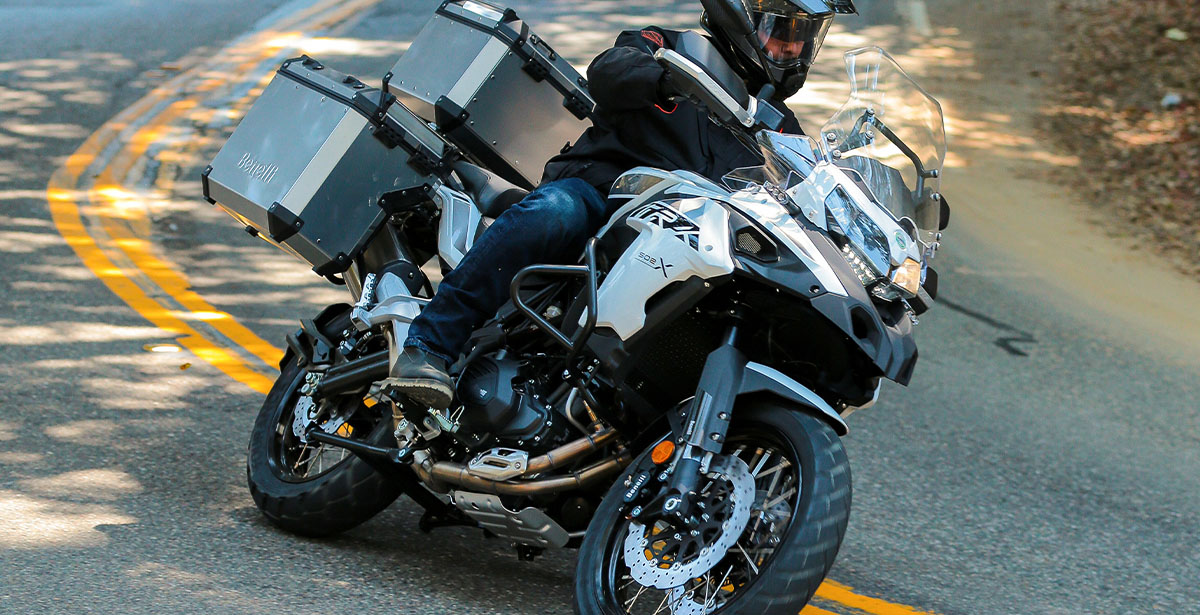 All-new 2021 Benelli TRK502 and TRK502X available in U.S ...